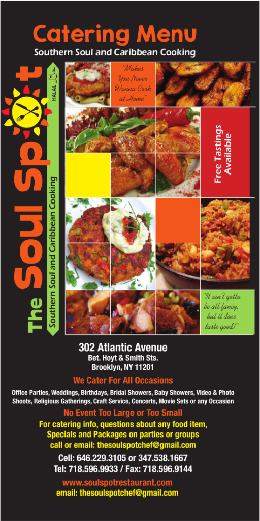 soul food and caribbean restaurant